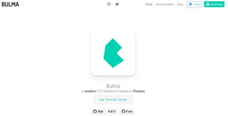 Bulma – единственный CSS-фреймворк на базе Flexbox, который вам когда-либо понадобится
