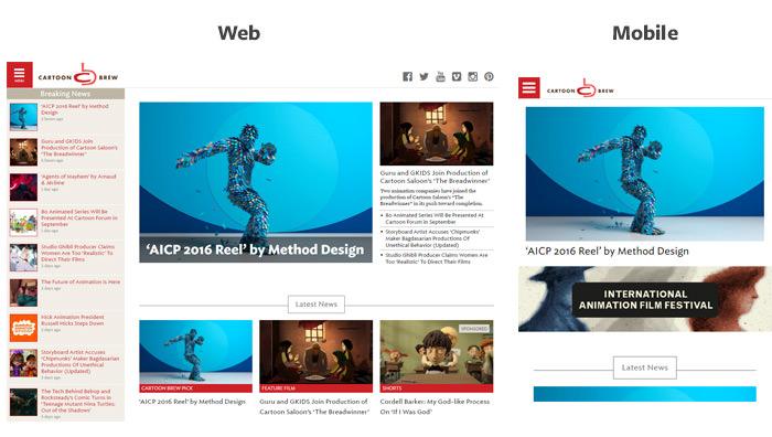 Отзывчивые Заголовки и Логотипы – Подсказки и Подводные камни