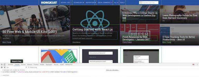 Этот CSS Layout Debugger станет следующим лучшим другом разработчика