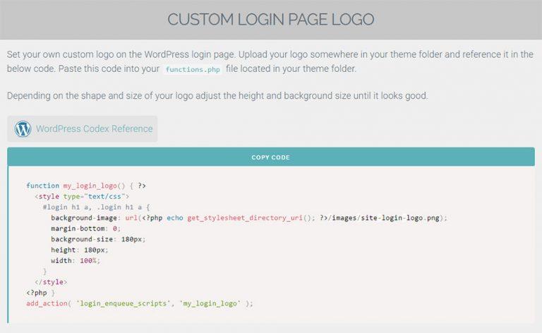 Как заменить плагины WordPress оптимизированными фрагментами кода