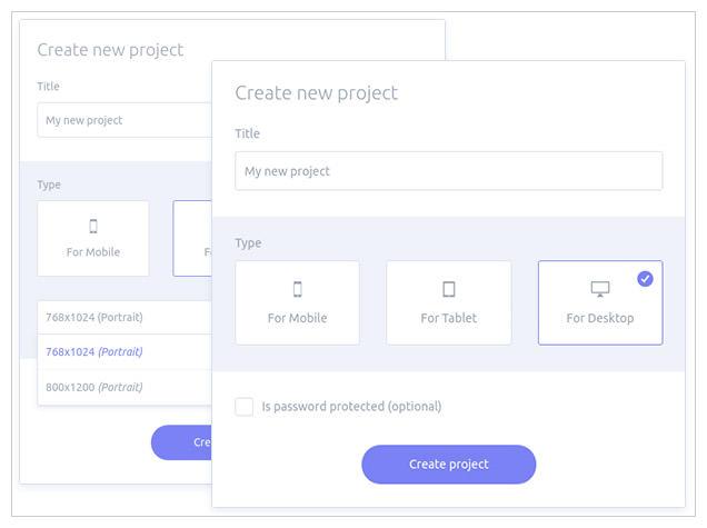 Presentator – 100% бесплатная платформа для совместной работы над дизайном