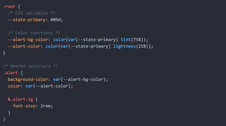 CSS Starter Kit для разработчиков – Shoelace.css