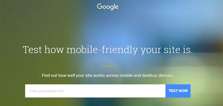 Проверьте мобильность своего веб-сайта с помощью этого инструмента Google