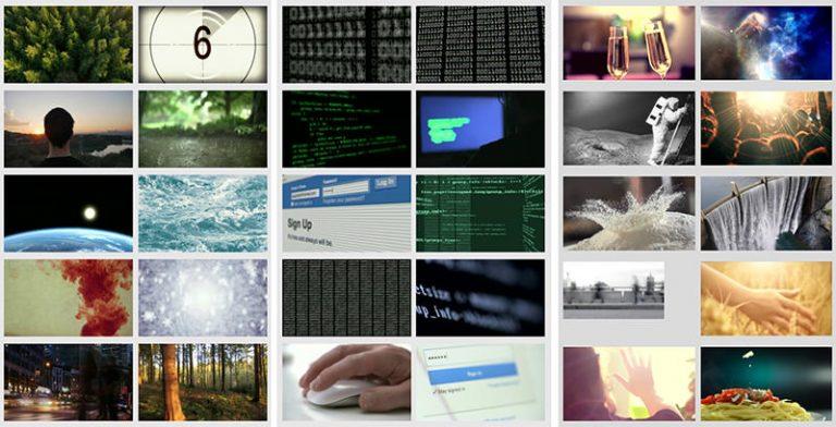 10 сайтов для загрузки бесплатно высокого качества стоковые видео