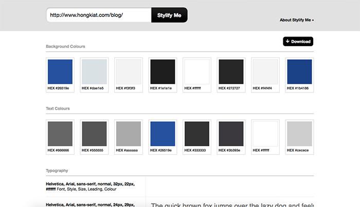 Десять инструментов руководства по стилю жизни для веб-дизайнеров