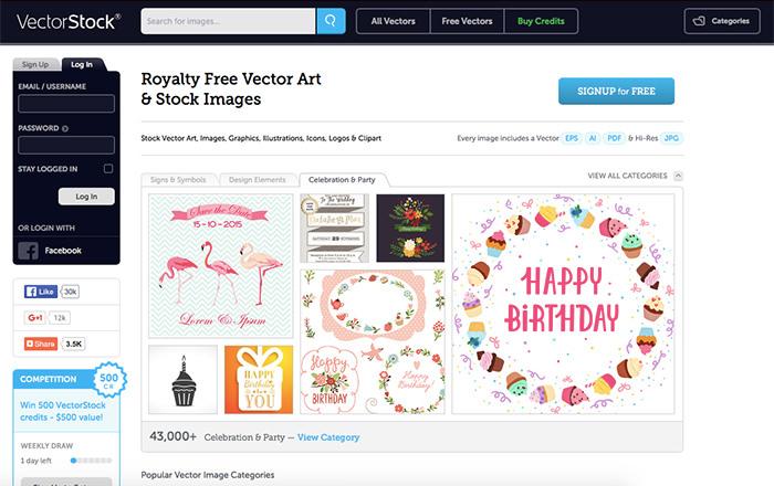 50 сайтов для бесплатного скачивания векторных изображений