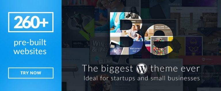 10 тем WordPress для стартапов и малого бизнеса