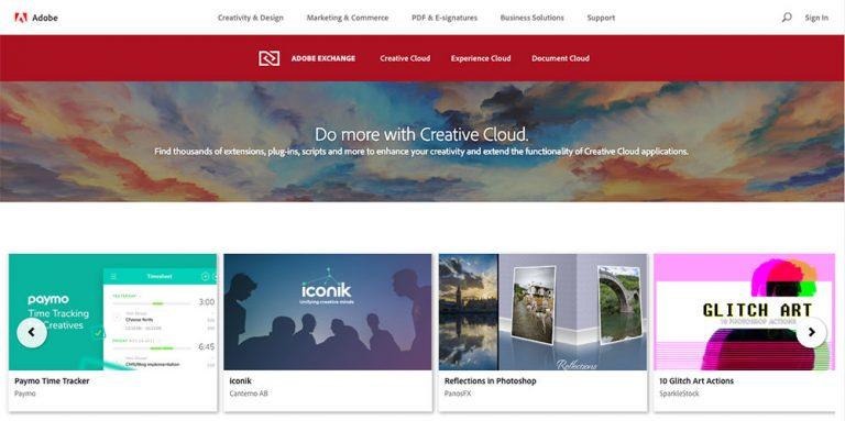 20+ сайтов для загрузки бесплатных действий Photoshop
