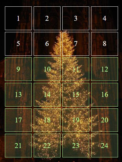 Как создать простой календарь событий в JavaScript