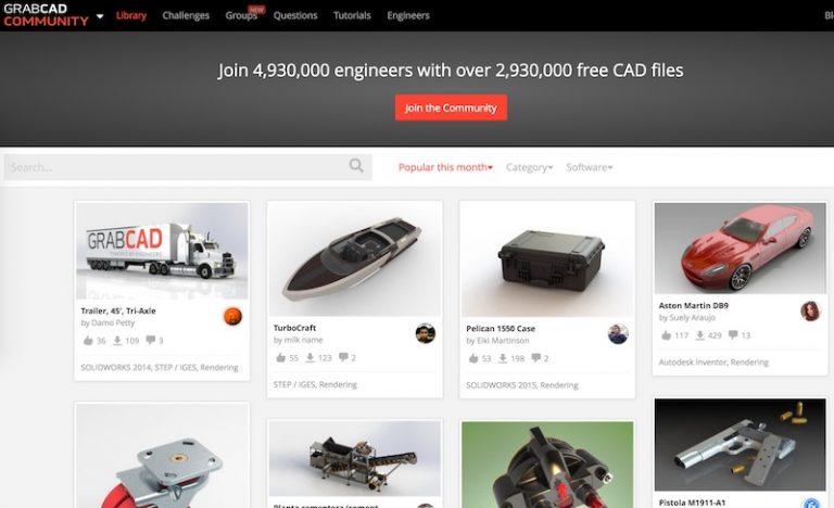 50 сайтов для загрузки бесплатных 3D моделей – Best Of