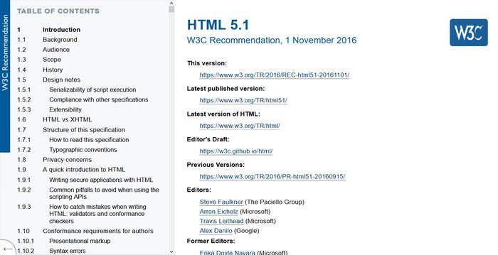 10 новых функций HTML 5.1 и как их использовать в IRL