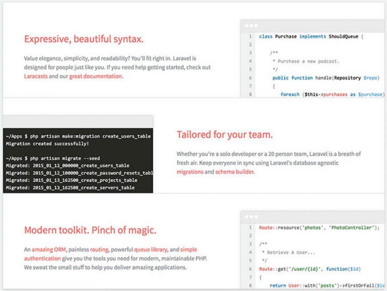 10 рамок PHP для разработчиков – лучший из
