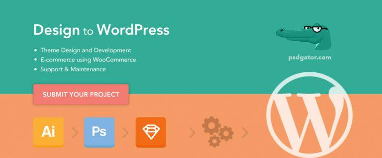 Нужна помощь с кодированием? Попробуйте один из лучших вариантов дизайна для WordPress Services