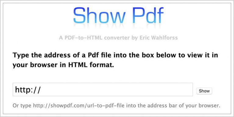 Бесплатные инструменты для создания, конвертирования и редактирования файлов PDF