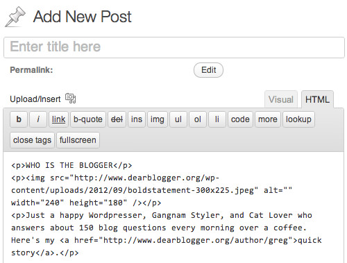Создать виджет боковой панели «Обо мне» с редактором сообщений [WordPress tutorial]
