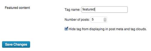 Как отобразить «Избранные материалы» в WordPress