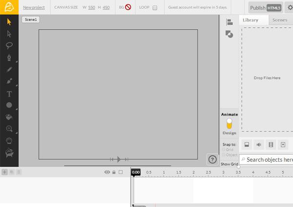 Легко создавайте эффектные и интерактивные анимации с Animatron