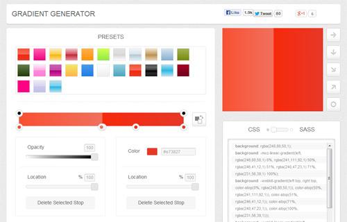 CSSMatic – инструмент автоматизации, который делает CSS легким для веб-дизайнеров