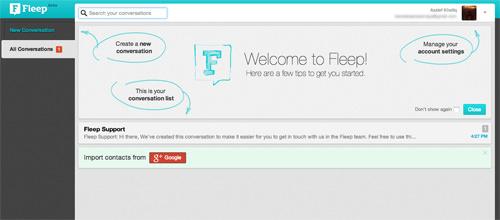 Синхронизируйте файлы вашего проекта и управляйте коммуникацией команды с Fleep