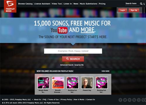 20 (больше) веб-сайтов для загрузки бесплатной музыки Creative Commons