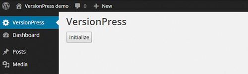Использование управления версиями в WordPress