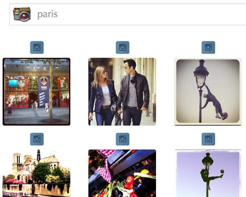 Поисковая система Instagram фото с JQuery и PHP [Tutorial]