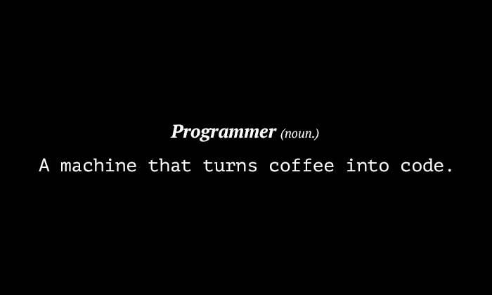 45 шуток получат только программисты
