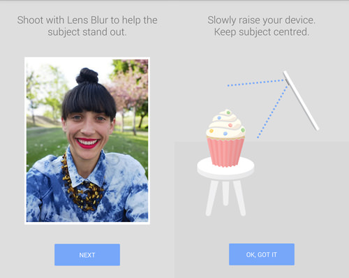 A Look Into: новое и улучшенное официальное приложение Google для камер
