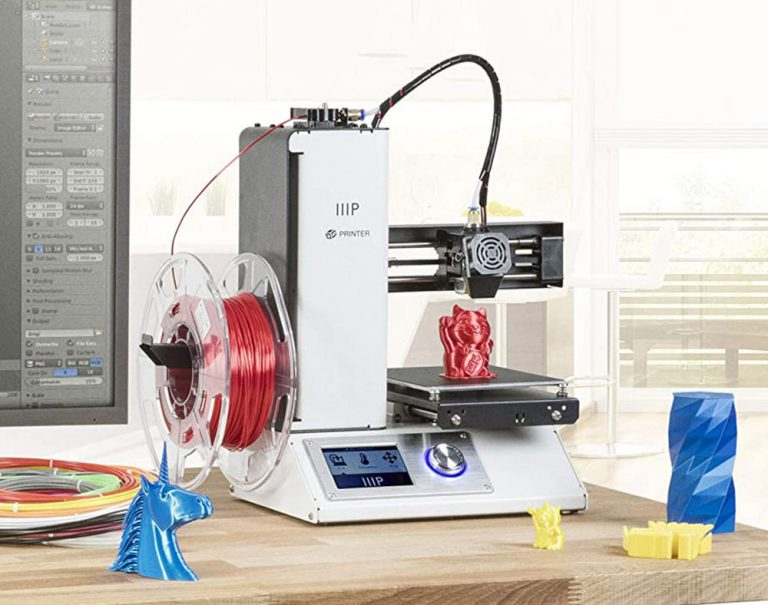 10 дешевых и доступных 3D принтеров для покупки