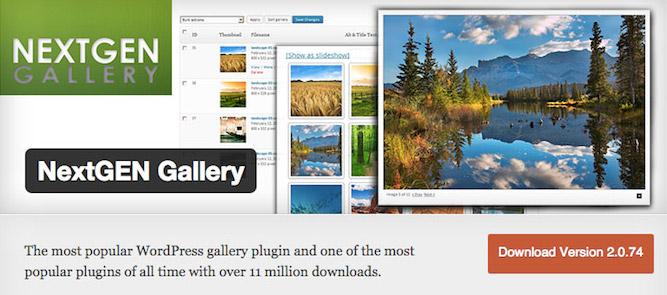 10 лучших плагинов фотогалереи для вашего сайта WordPress