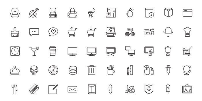 20 бесплатных многоцелевых наборов иконок, которые вы должны добавить в закладки