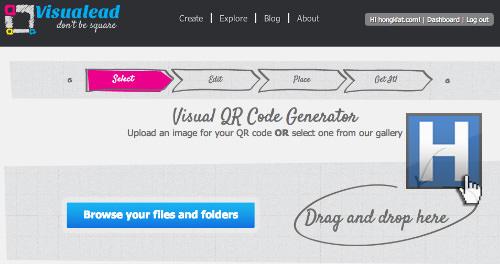 Превращая любой дизайн в красивый QR-код