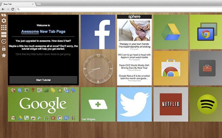 10 надстроек браузера для более интерактивной страницы «Новая вкладка»