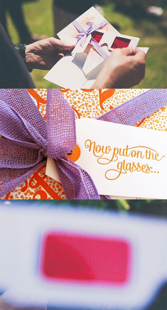 20 самых креативных свадебных приглашений, которые вы когда-либо получали