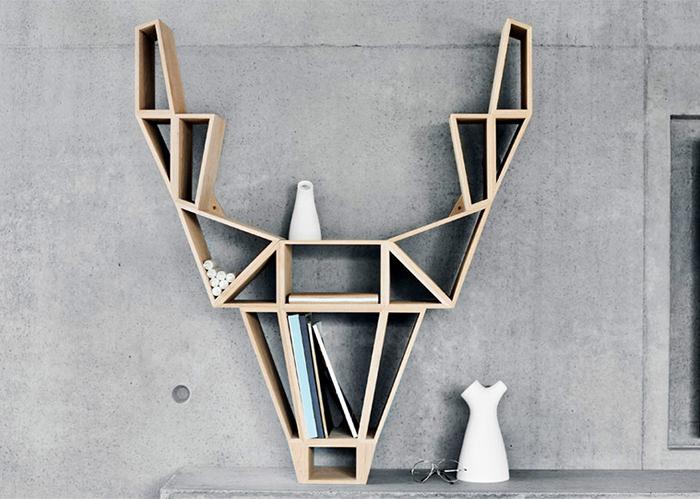 40+ креативных идей дизайна книжных полок для вашего вдохновения