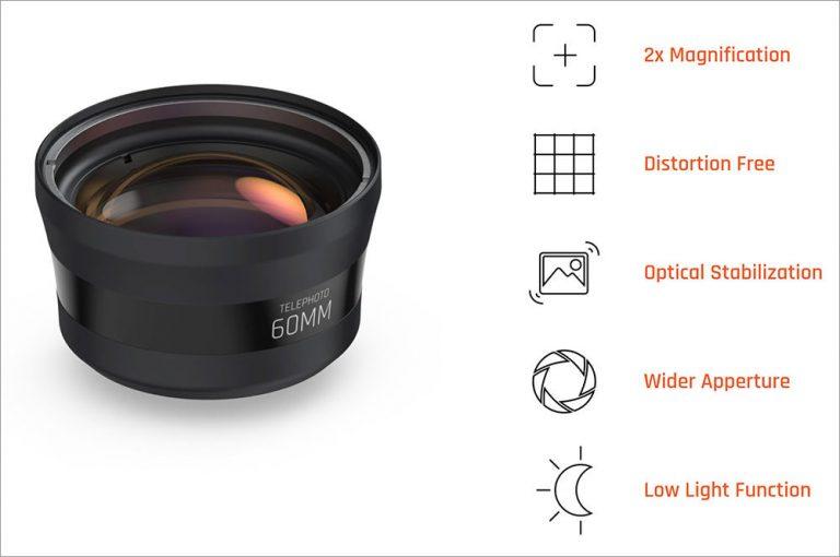 10 лучших объективов для камеры iPhone