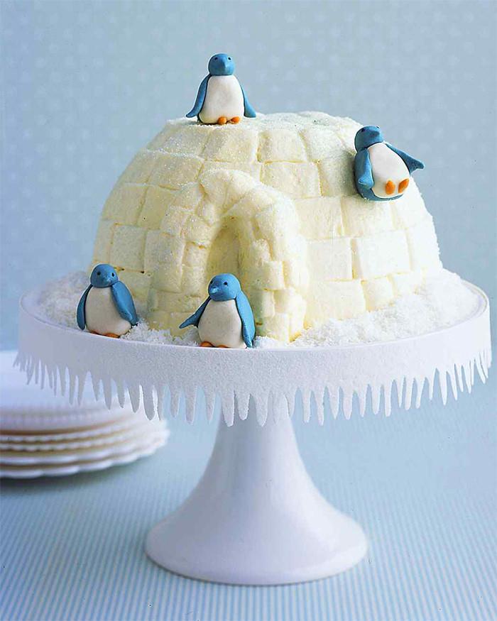 50 креативных рождественских тортов, слишком крутых, чтобы их можно было есть