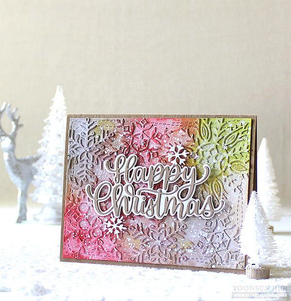 60 красивых дизайнов рождественских открыток для вашего вдохновения