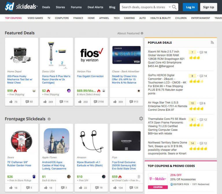 Лучшие сайты купонов для шоппинга и сделок (2020)