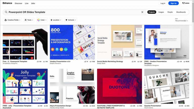10 лучших сайтов для бесплатных тем Google Slides и шаблонов PowerPoint