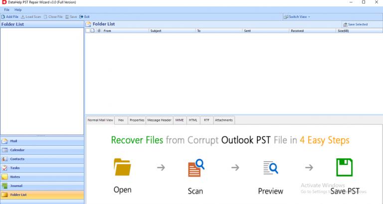 [Fixed] Outlook не отвечает, перестала работать, ошибка не отвечает