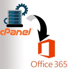 Переход с cPanel на Office 365