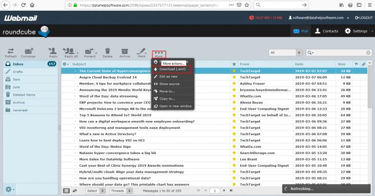 Как перенести электронную почту из Gmail в cPanel?  Проверенное решение