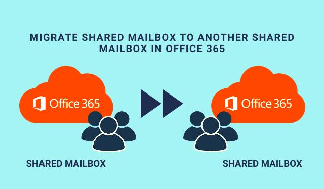 Перенести общий почтовый ящик в другой общий почтовый ящик Office 365