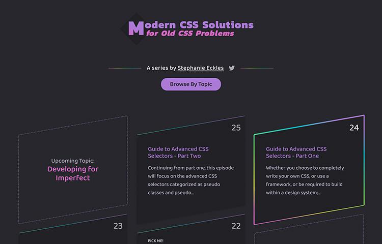 Свежие ресурсы для веб-дизайнеров и разработчиков (февраль 2021 г.)