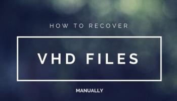 Как открыть файл VHD в Windows 10?  Знайте точное решение – решение для переноса файлов, восстановления данных и ошибок файлов