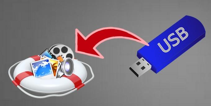 Как восстановить файлы резервных копий с USB-накопителя