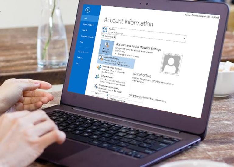 Как восстановить потерянные личные папки в Outlook 2019