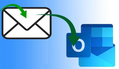 Как преобразовать Бекки!  Почтовый ящик в Outlook 2019, 2013, 2010, импортируемый PST