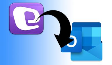 Как преобразовать Entourage в Outlook